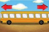 Da che parte va l'autobus? La soluzione dell'indovinello che fa impazzire il web
