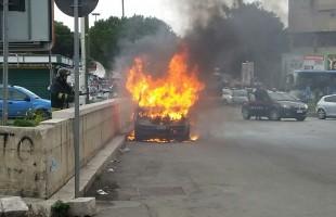 Palermo, lo licenziano e si da fuoco
