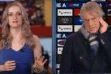 VIDEO Crozza imita Mancini. La parodia della lite con Mikaela Calcagno