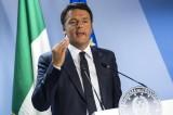 UE, Renzi pone il veto al tetto dei btp