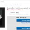 Umberto Eco, la tesi di laurea in vendita su eBay a 100mila euro