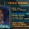 VIDEO La Gabbia: cori razzisti per l'ex ministro Cecile Kyenge