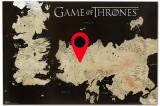 """""""Il Trono di Spade"""": una mappa interattiva per esplorare i luoghi delle riprese"""