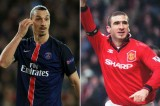"""""""Dio Ibrahimovic"""" contro """"Re Cantona"""", una sfida a colpi di modestia"""