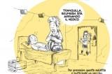 La povertà a fumetti: 4 vignette di ActionAid per raccontare la sofferenza nel mondo