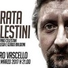Serata Celestini: due artisti in una jam session unica al Teatro Vascello di Roma