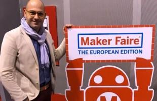 Maker Faire, Manconi (Ass. Nobilita): 'Investiamo su innovazione, fiera momento di svolta'