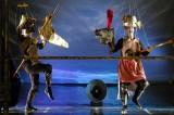 Al teatro Vascello di Roma arriva Paladini di Francia