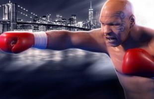 Mike Tyson, leggenda della boxe reale e virtuale