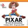 Al Palazzo delle Esposizioni di Roma Pixar. 30 anni di animazione