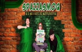 Spazzasmog e i Segreti di Sottocittà, uno show per bimbi al Nuovo San Paolo di Roma