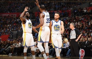 Golden State Warriors, per sempre nella storia