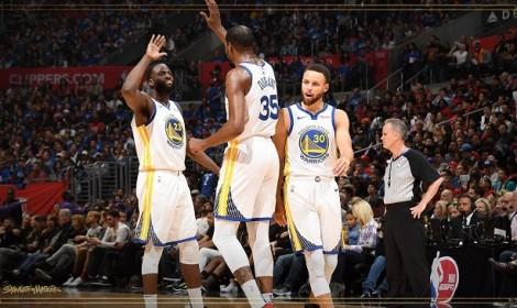 Golden State Warriors, per sempre nella storia