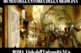 Apertura straordinaria: il 24 novembre, a Roma, ingresso gratuito al Museo di Storia della Medicina