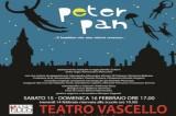 Al Teatro Vascello dei Piccoli di Roma Peter Pan