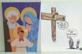 Opere d'arte in vendita di beneficenza per… la blasfemia