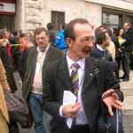 Pino Maniaci, giornalista di Telejato