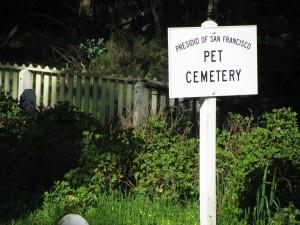 Un cimitero per animali