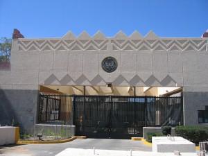 USA ambassy - sana a