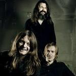 La band: (da sinistra) Bent Saether, Hans Ryan, Kenneth Kapstad