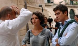 Nicole Grimaudo e Riccardo Scamarcio