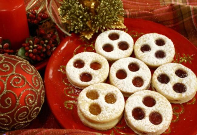 Biscotti Di Natale Tirolesi.Biscotti Tirolesi