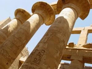Il tempio di Karnak a Luxor
