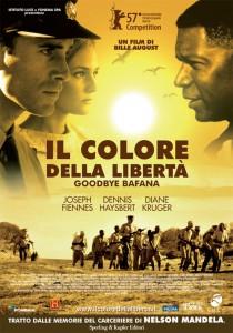 """Locandina """"Il colore della libertà"""""""