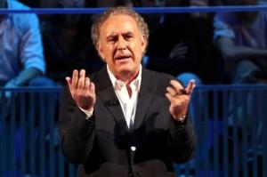 Michele Santoro, discusso conduttore di Annozero