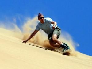 Il Sand Board