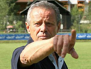 Il presidente Maurizio Zamparini