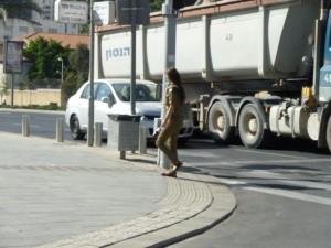 Strade di Tel aviv