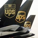 UPS Air cargo
