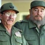Raul & Fidel Castro