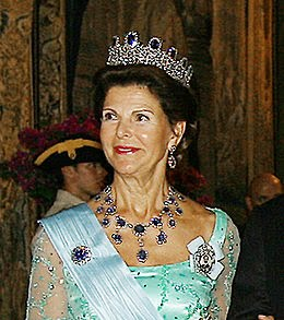 Regina Silvia di Svezia