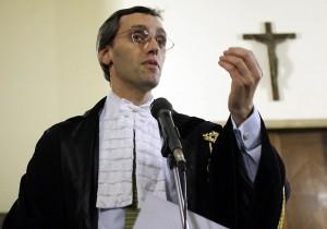 Niccolò Ghedini, legale di Berlusconi