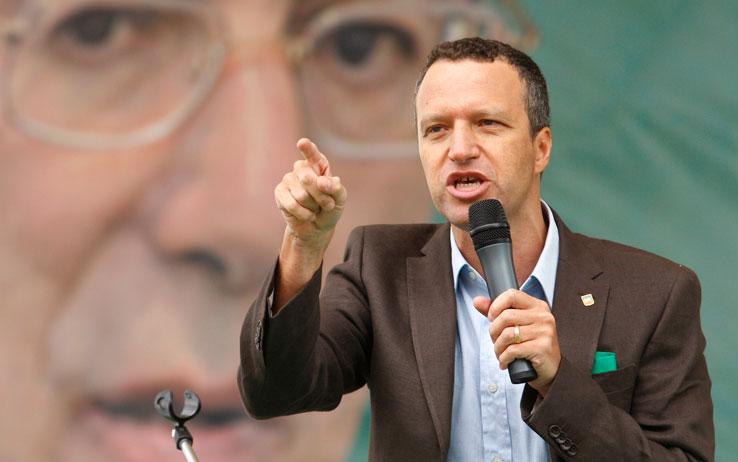 Falvio Tosi, sindaco di Verona e rivale di Salvini
