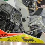 Il motore della RSV4
