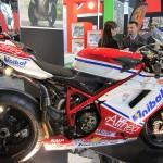 La Ducati 1198
