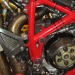 Il motore della 1198