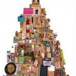 Albero di Natale Ecosotenibile