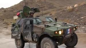 Soldati Francesi in Afghanistan