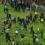A scontri calcio egitto