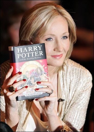 Harry Potter Book Writer : Nuovo romanzo per jk rowling wakeupnews