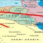 cartina guerra Siria