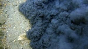 Il fondale inquinato della Maddalena
