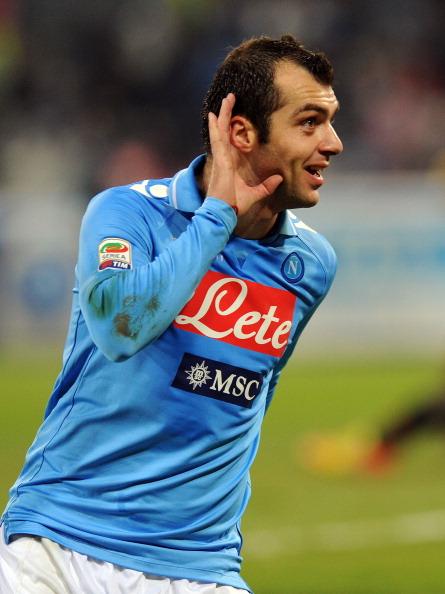 Stasera ore 21,00 Lazio Napoli.Pandev  alla Hamsik