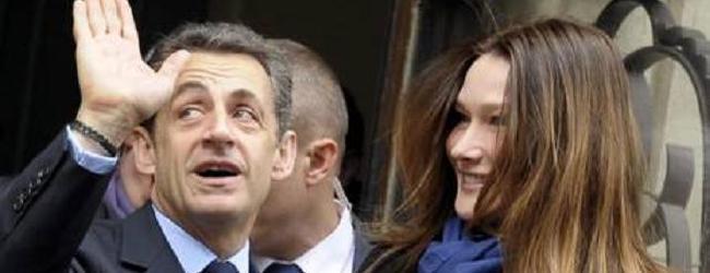 Nicolas Sarkozy 2012 election campaign