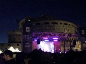 Ora della Terra Roma 2012