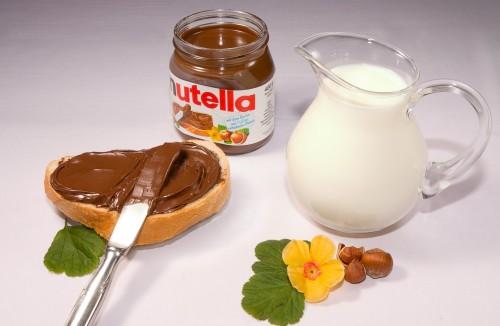 Colazione con Nutella (la-cronacaitaliana.blogspot.com)